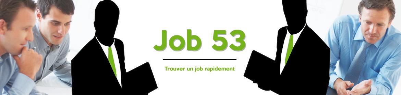 Job 53 : le portail de l'emploi