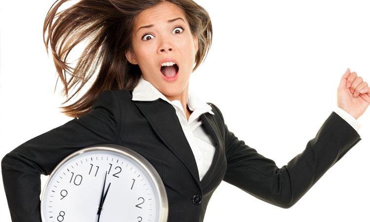 conseil-retard-bureau-travail-astuce-une-premier-rendez-vous